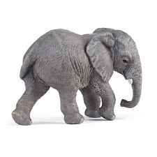 FREE SHIPPING | Papo 50169 Young African Elephant Calf Toy - New in Package
