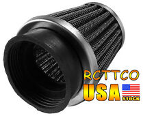 60mm New Motorcycle Intake filter Intake Air Cleaner System replacement Parts