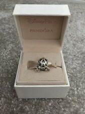 Genuine Disney Pandora Cinderella Pumpkin Carriage,Coach 14k Crown In Disney Box