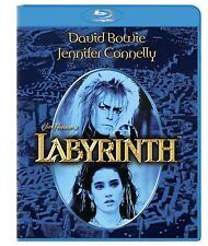 Labyrinth Jim Henson David Bowie Jennifer Connelly Complete Box / BluRay Set NEW