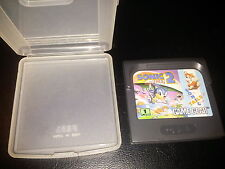 SONIC THE HEDGEHOG 2 for Sega Game Gear Game( Cart only with safety box)