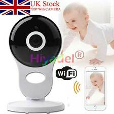 Wireless WIFI HD HD 720P IP Camera Indoor Security Pan Tilt Night Vision Cam UK