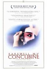 FAREWELL MY CONCUBINE Movie POSTER 27x40 Leslie Cheung Zhang Fengyi Gong Li Lu