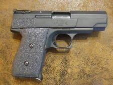 Black Textured Rubber Grips for the Jimenez J A 9MM
