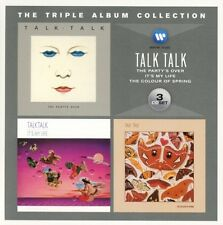 TALK TALK - THE TRIPLE ALBUM COLLECTION BOX-SET 3 CD NEU