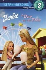 Barbie: At the Fair (Step into Reading)-ExLibrary