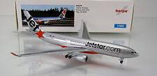 """Herpa Wings 524278  JetStar Airways Airbus A330-200 """" VH-EBR """" Scale 1/500"""