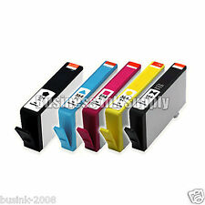 5* PACK 564XL 564 XL Ink Cartridge Set for HP PhotoSmart D7500 Series NEW CHIP