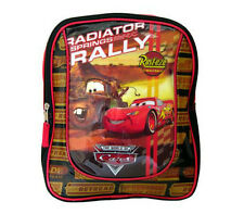 "Disney Pixar Cars Lightning Mcqueen & Mater PreSchool Boys Kids 11"" Backpack Bag"
