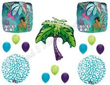 JUNGLE BOOK HAPPY Birthday Party Balloons Decoration Supplies Mowgli Baloo