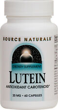 Lutein, Source Naturals, 45 capsule