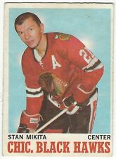 1970-71 OPC HOCKEY #20 STAN MIKITA - VERY GOOD+