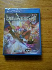 Samurai Warriors 4-II PS Vita. Brand New & Factory Sealed. Asian English Version