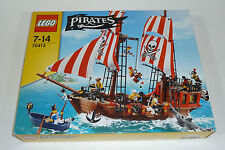LEGO Pirates 70413 Piratenschiff / The Brick Bounty / NEU / NEW / MISB