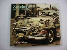 ZUCCHERO & JOHN LEE HOOKER - I LAY DOWN - RARE CD SINGLE 2002 - BRAND NEW