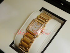 Patek Philippe Twenty-4 Small 24 18kt Rose Gold Diamond Bezel 4908/11R-011