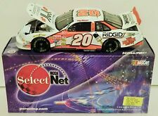 "Tony Stewart #20 Home Depot / Habitat For Humanity 1/24 1999 Action ""Select Net'"