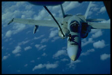 496005 FA 18 Hornet Air to air Refuel A4 Photo Print