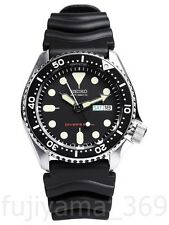 Seiko SKX007KC(SKX007K1) Automatic Diver Watch 200m Free shipping from Japan NEW