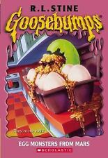 Goosebumps: Egg Monsters from Mars No. 42 by R. L. Stine (2003, Paperback)