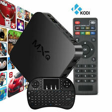 MXQ Kodi/XBMC Quad Core Android 4.4 Smart TV Box w/ Keyboard Touch Mouse Remote