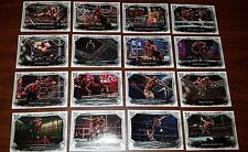 2015 Topps WWE Undisputed Cage Evolution JBL vs Big Show Insert Card CEM-7