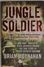 WW2 British Jungle Soldier Freddy Spencer Chapman Japanese Troops Reference Book
