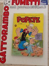 Popeye N.91 Anno 89 Ottimo