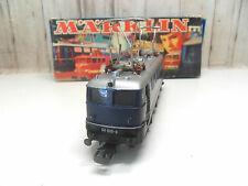 AE 3 ) locomotive DB   E 41024 MARKLIN en BO 3034  train electrique HO