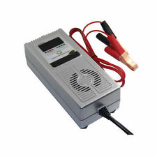 12V8A Smart deep cycle vehicle battery charger desulfator negative pulse
