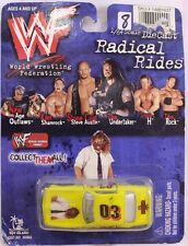 1:64 Scale WF  Wrestling Federation Radical Rides New Age Outlaws die cast car