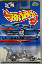 Hot Wheels 1:64 Scale 1999 Secret Code Series BABY BOOMER