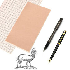 Retro Journal Memo Dream Notebook Paper Notepad Pocket Simple Diary Grid