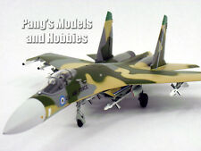 SU-27 Uzbek Air Force Chirchik AB 1/72 Diecast Metal Model by Sky Guardians
