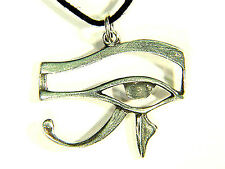 BUTW Mystic Nile Egyption Eye of Horus Pewter Pendant 6332
