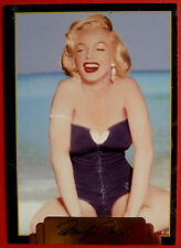 """Sports Time Inc."" Marilyn Monroe Tarjeta # 187 tarjetas individuales, emitido en 1995"