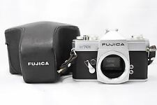 **Problem** Fujifilm Fujica ST701 35mm SLR Film Camera body only w/Case #A999c