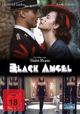 Tinto Brass BLACK ANGEL Gabriel Garko ANNA GALIENA DVD Neu