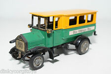 ZISS MODEL MAN ERSTER DIESEL ULM WIBLINGEN BUS COACH NEAR MINT CONDITION