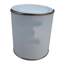 PAINT MIXING TIN CAN TINS x6 EMPTY(1LITRE) WITH FREE POSTAGE