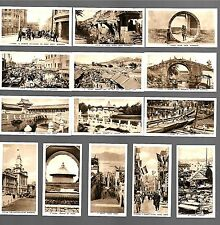CIGARETTE CARDS. U.K.Tobacco Co. CHINESE SCENES. (Complete Set of 24)..(1932).