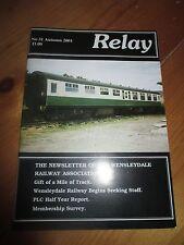 Relay Magazine - No 31 Autumn 2001