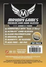 50 Premium Sails of Glory Card Sleeves ( 50x75mm ) MDG7135