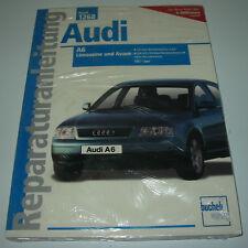Reparaturanleitung Audi A6 C5 Limousine + Avant 4 + 6 Zylinder Baujahr 1997-2001