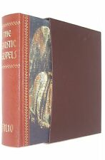 The Gnostic Gospels Nag Hammadi Library Folio Society 2008