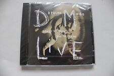 Depeche Mode - Songs of Faith And Devotion Live CD PL POLISH RELEASE NEW SEALED
