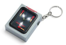 Back to the Future FLUX CAPACITOR REPLICA LIGHT UP KEYCHAIN Officially Licensed