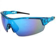 Dirty Dog Deportes Gafas De Sol Borde Xtal Cristal Azul/espejo de fusión Azul 58064