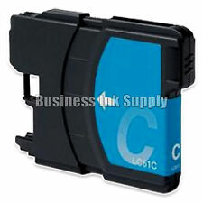 1 CYAN New LC61 Ink Cartridge for Brother Printer MFC-490CW MFC-J415W MFC-J615W
