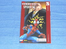 ULTIMATE SPIDER-MAN 25 PANINI COMICS TRES BON ETAT